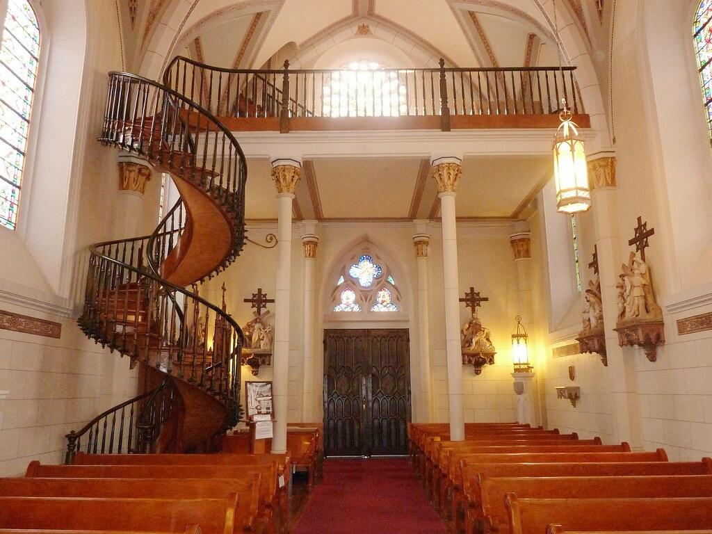 l 39 escalier de saint joseph la l gende l 39 escalier myst ri flickr. Black Bedroom Furniture Sets. Home Design Ideas