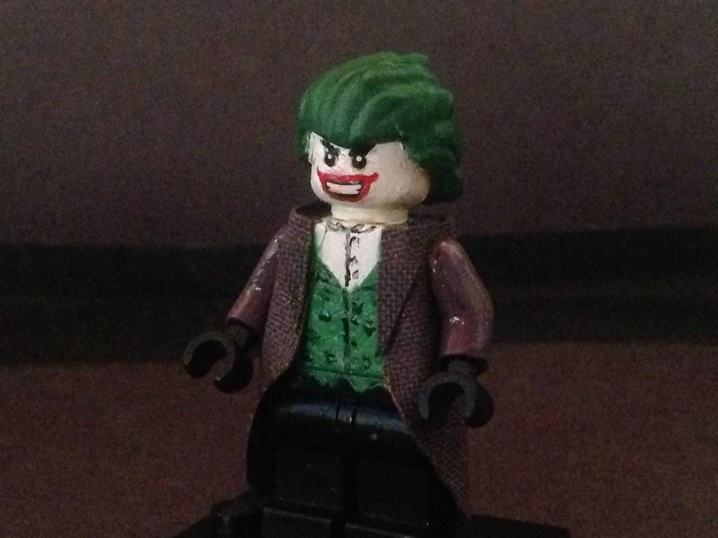 Lego Joker Arkham Origins | Troy Baker's joker from arkham ...
