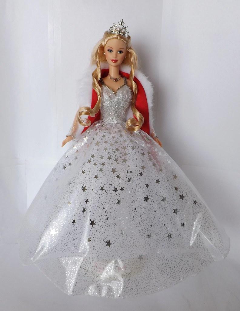 2001 holiday celebration barbie 50304 michelle flickr