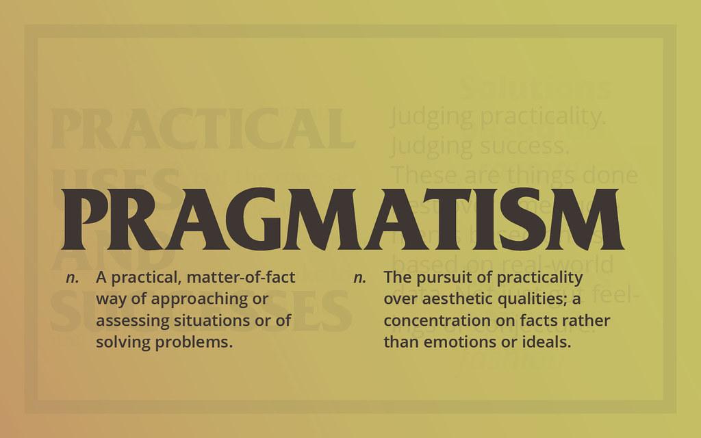 Pragmatic Adalah