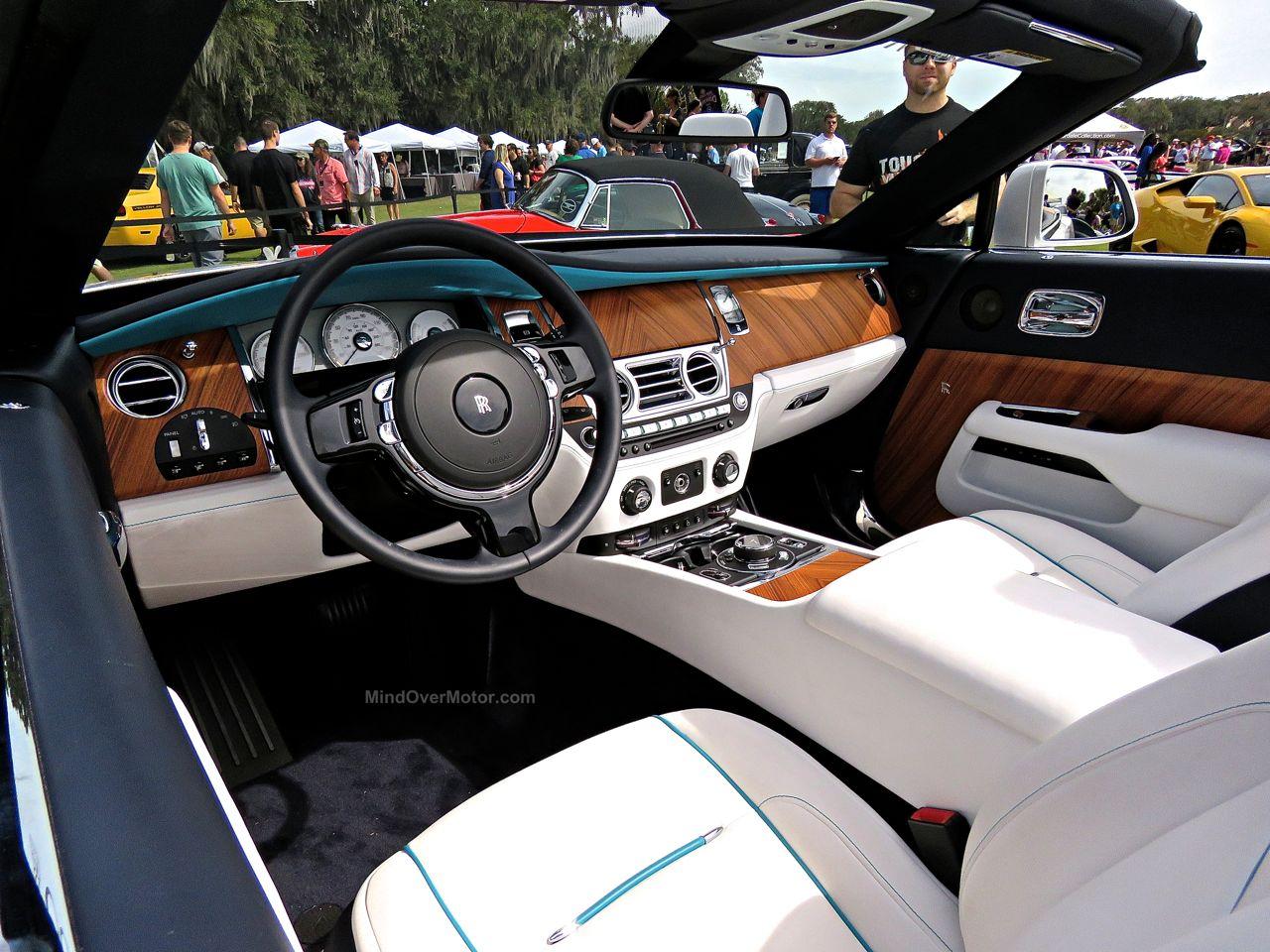 Rolls Royce Dawn Amelia Island 1
