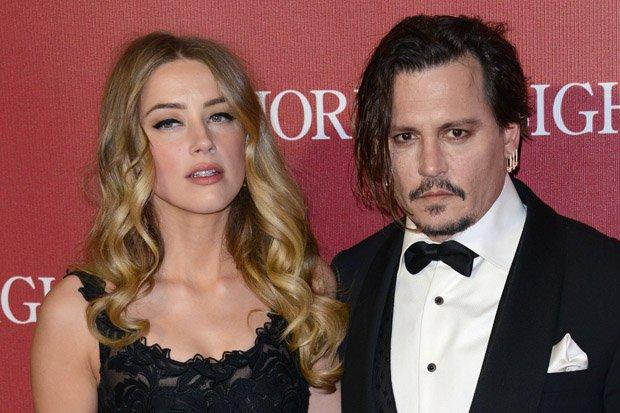 Ex de Johnny Depp publicó más fotos donde es golpeada por el popular actor
