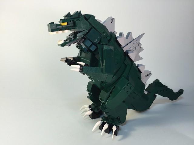 LEGO Godzilla has atomic halitosis | The Brothers Brick ...