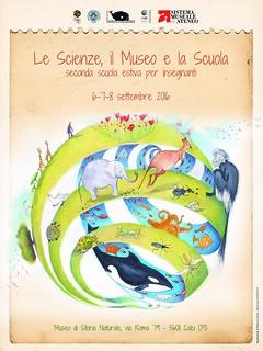 Le Scienze, il Museo e la Scuola sc. est. 2016