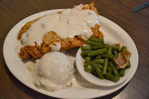 Fried Chicken Kansas City Restaurant