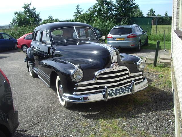 bx 56 25 1947 pontiac torpedo silver streak 4 door sedan On 1947 pontiac 4 door sedan