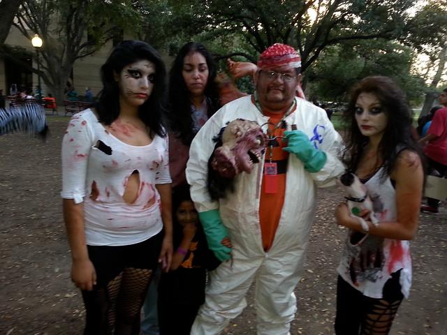 Zombie Walk San Antonio TX
