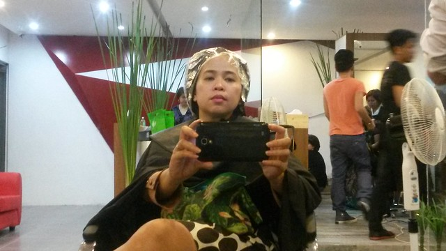 At Creations by Lourd Ramos Salon