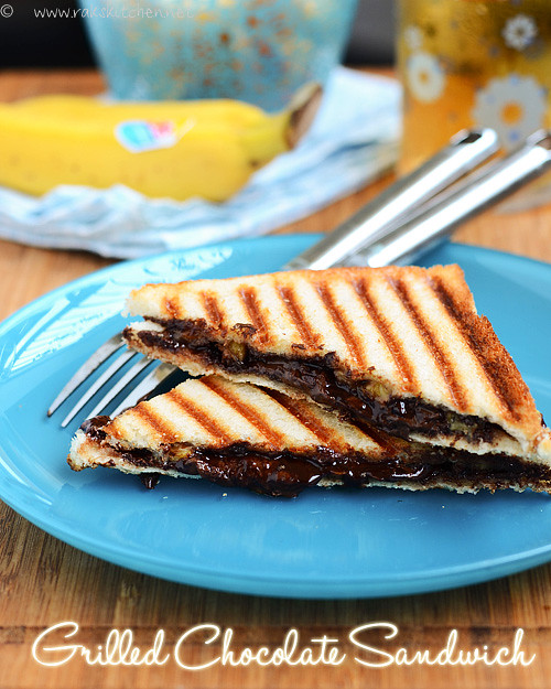 grilled-chocolate-sandwich-
