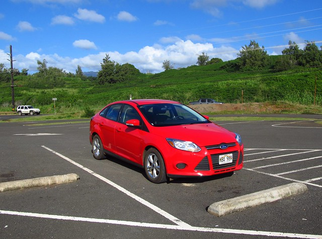 Rental Car Kauai Reviews