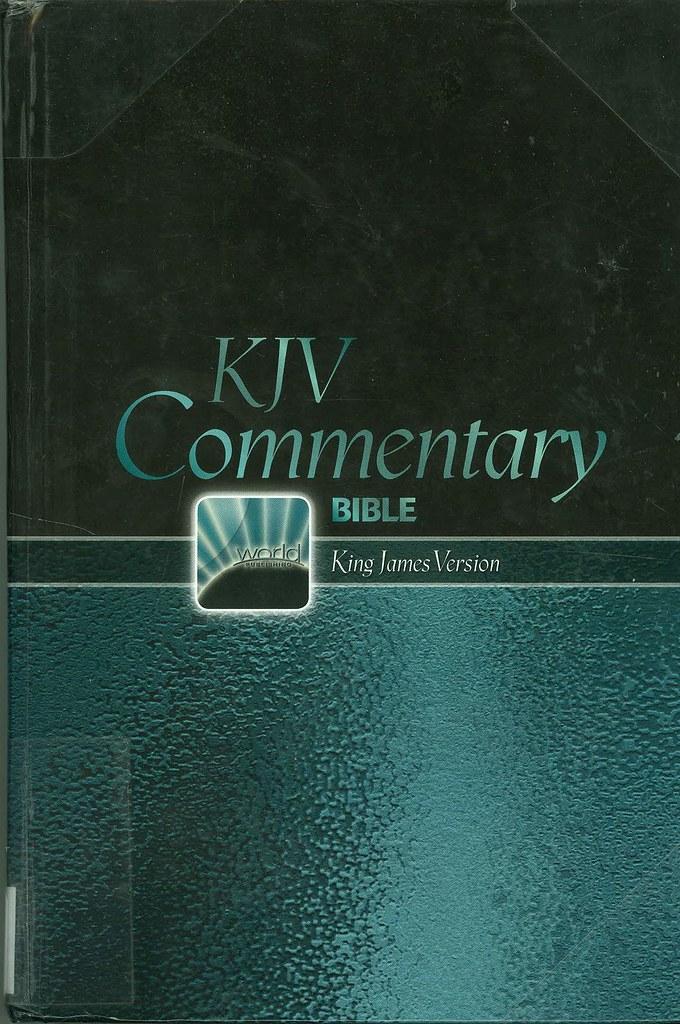 KJV Commentary Bible - Internet Bible Catalog