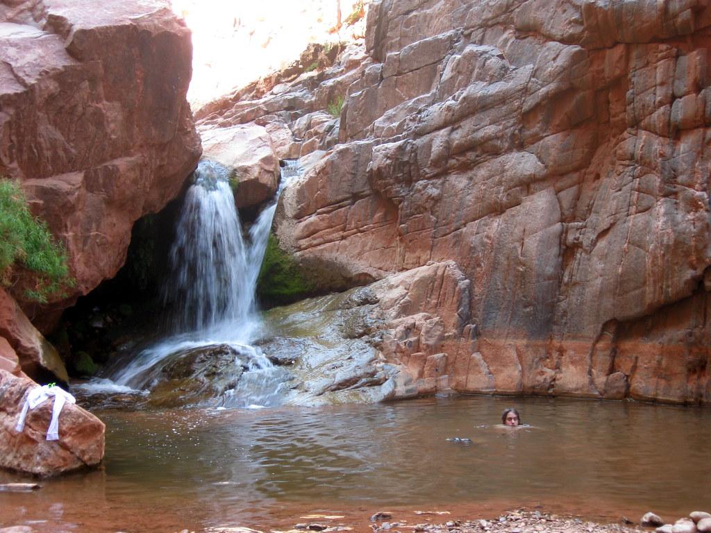 Phantom Creek Swimming Hole Grand Canyon Np 5971 Flickr