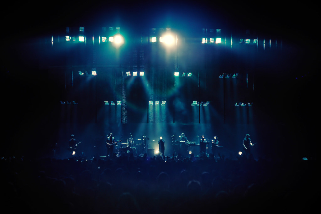 Nine Inch Nails - Into The Void - Live Toronto @ ACC - October 4 ...