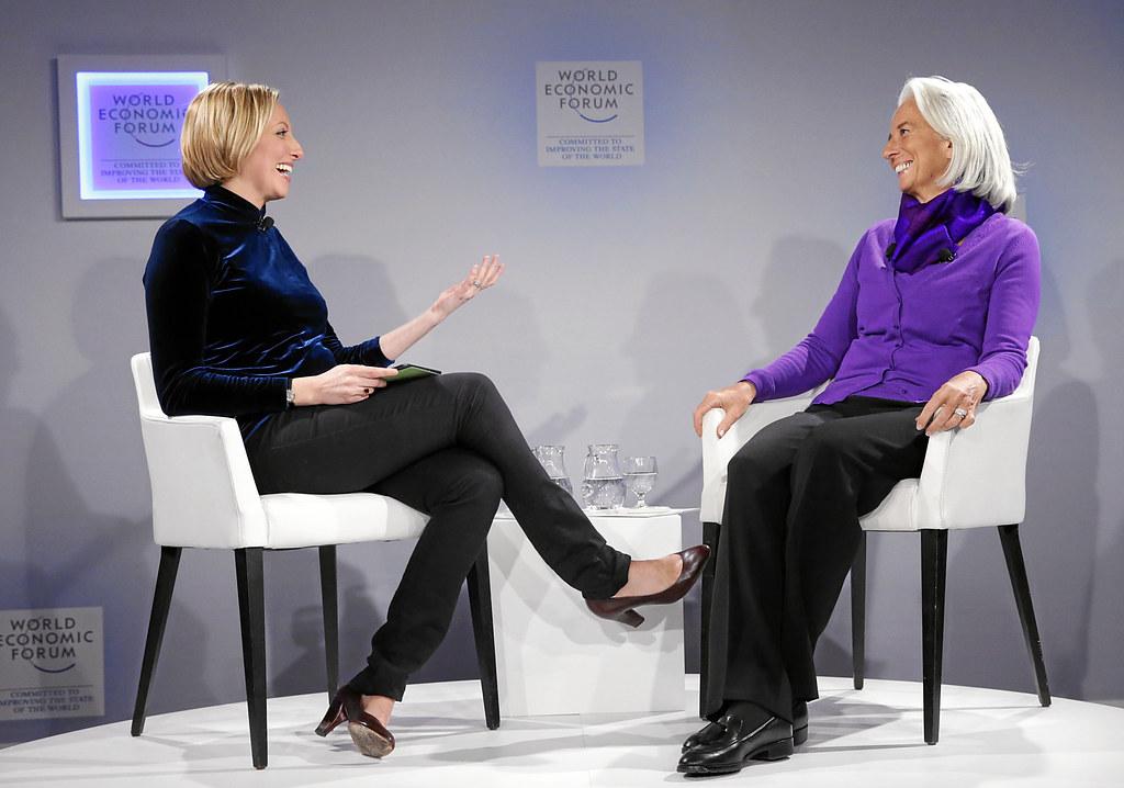 An Insight An Idea With Christine Lagarde Christine Laga