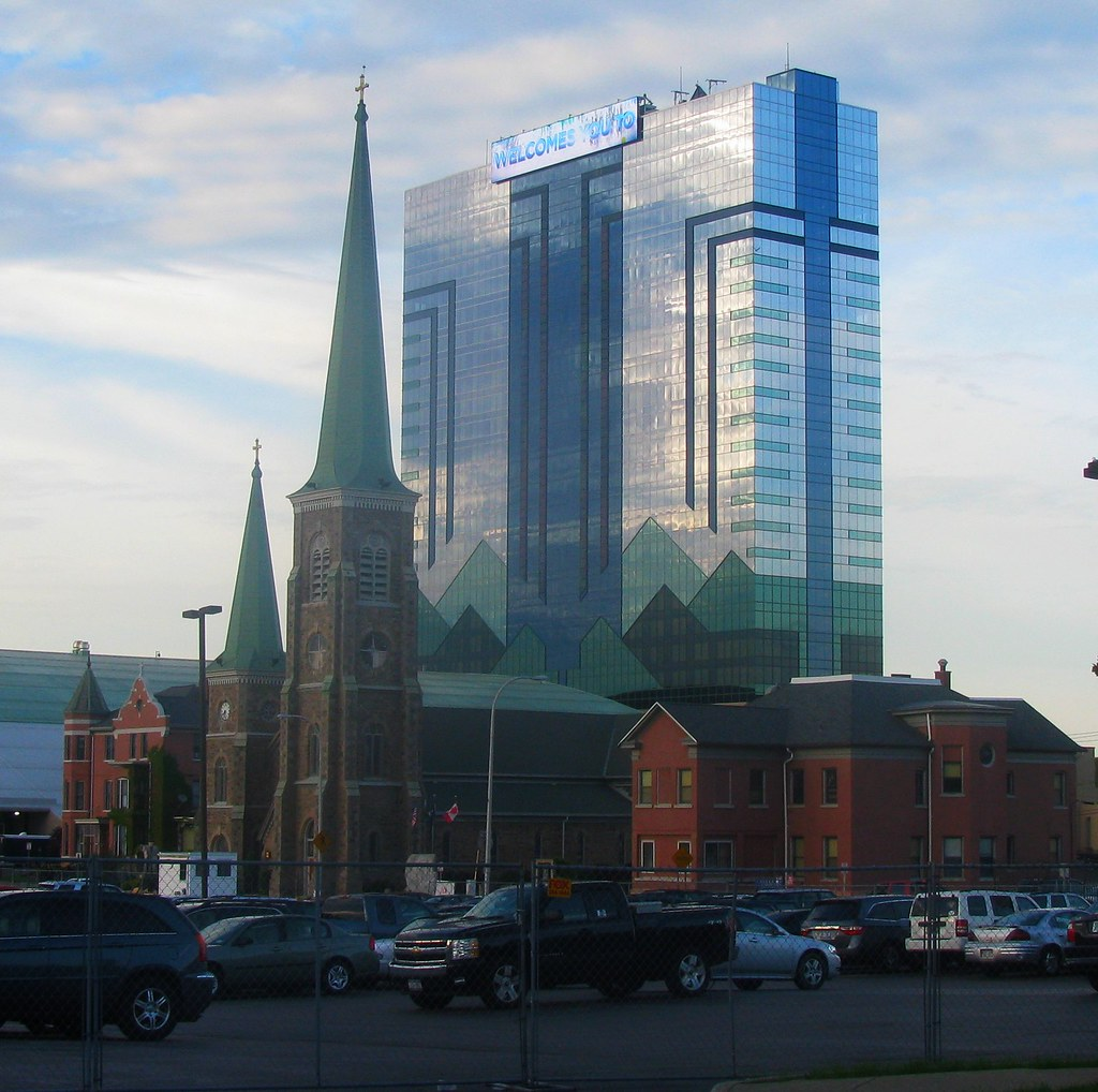Churches casino