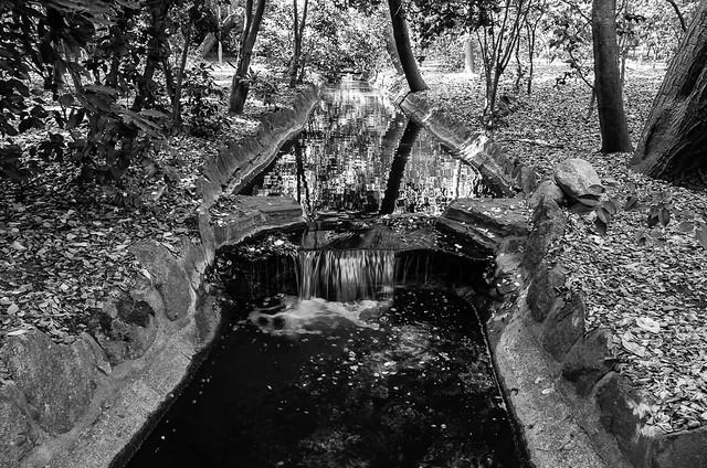 Concrete stream
