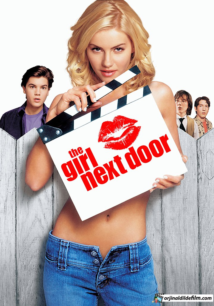 The girl next door movie video