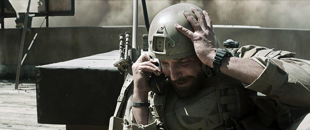 Il film candidato all'Oscar American Sniper