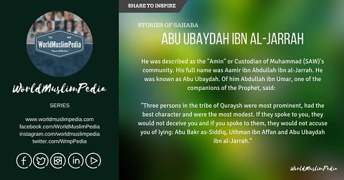 ABU UBAYDAH IBN AL-JARRAH