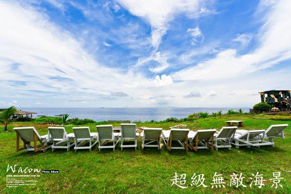 小琉球旅遊,小琉球海景民宿,夢幻漁村民宿