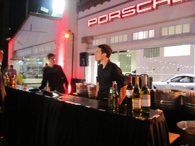 2014 Cayman Launch Party At Beverly Hills Porsche April