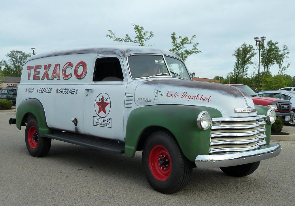 Chevrolet Of Milford >> 1947 (?) Advance Design Chevrolet Thriftmaster Panel Truck… | Flickr