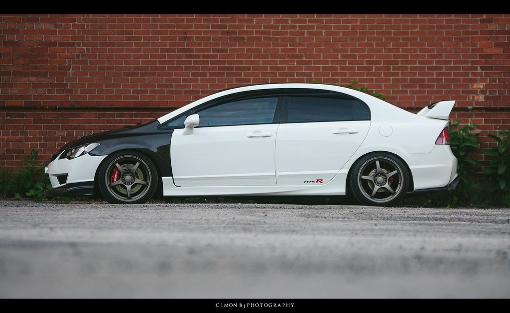 Honda Civic FD2R | LowLevel Lapping Car | cimon.brouillette | Flickr