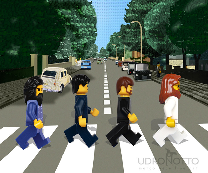 Resultado de imagem para parodia abbey road