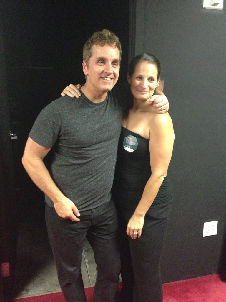 Chicago Singer Jason Scheff With Infusionsoft Consultant