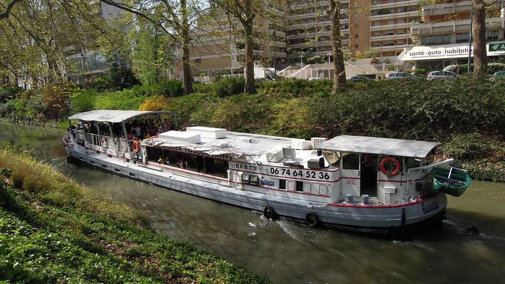 baladine les bateaux toulousains canal du midi baladine flickr. Black Bedroom Furniture Sets. Home Design Ideas