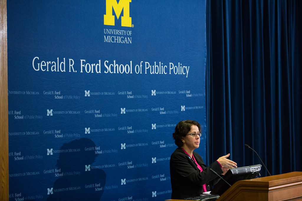 Policy Talks The Ford School Lecture By Cecilia Munoz A