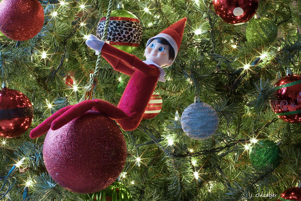 Miley Cyrus Wrecking Ball Christmas Ornament.Elf Ball