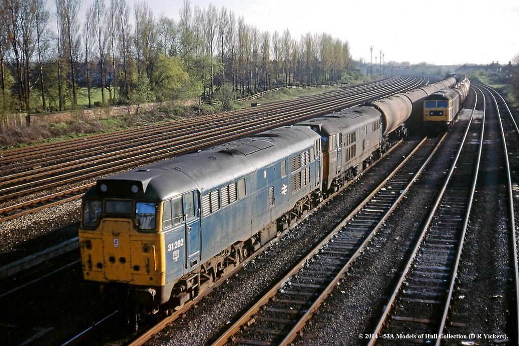 Heysham Moss Sidings Cumbrian Railways Association Photo