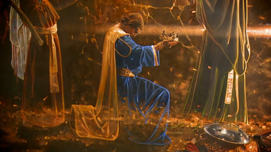 """""""The Resurrection"""" (King David) 2008-2010 by Ron DiCianni ..."""