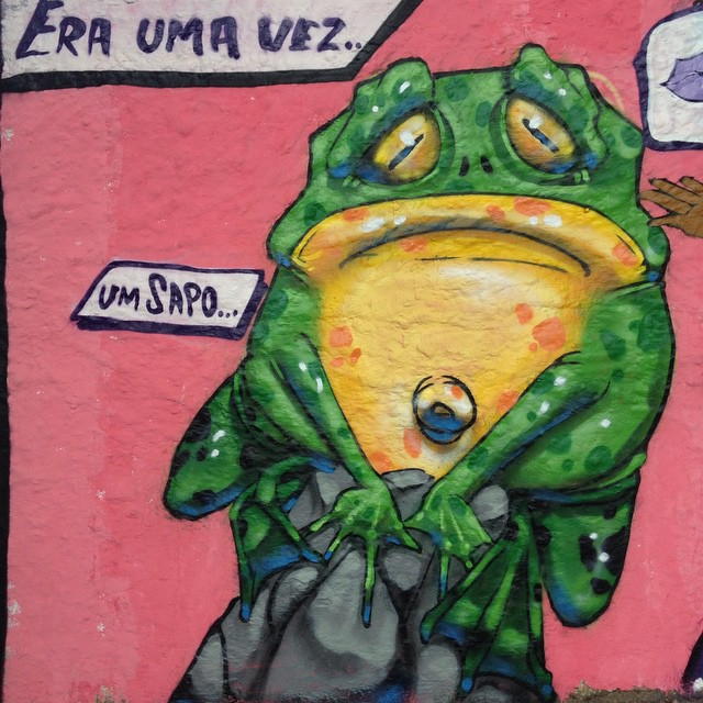 Once Upon a Time Graffiti Once Upon a Time