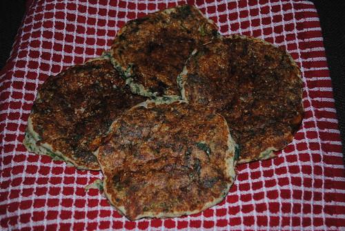 Parmesan Spinach Pancakes (3)