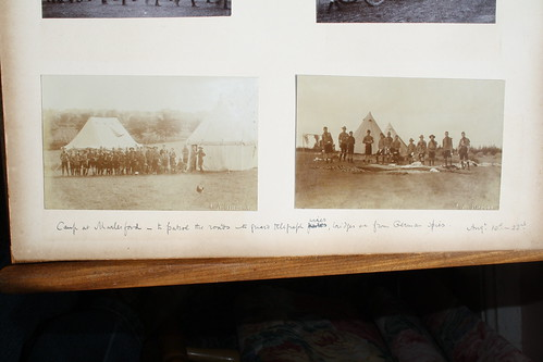 Scout Camp Marlesford 1913 & 14