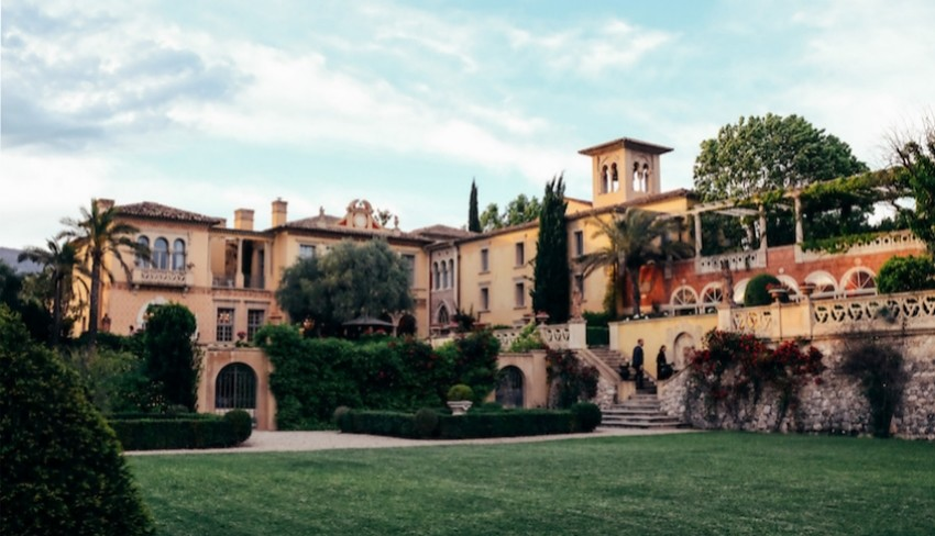 Chateau Diter in Grasse | HONEY & SILK