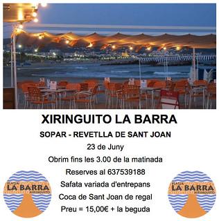 CHIRINGUITO LA BARRA