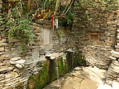Hot springs of Tatopani