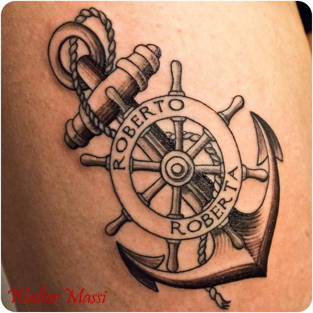Walter Massi tattoo | Flickr - Photo Sharing!