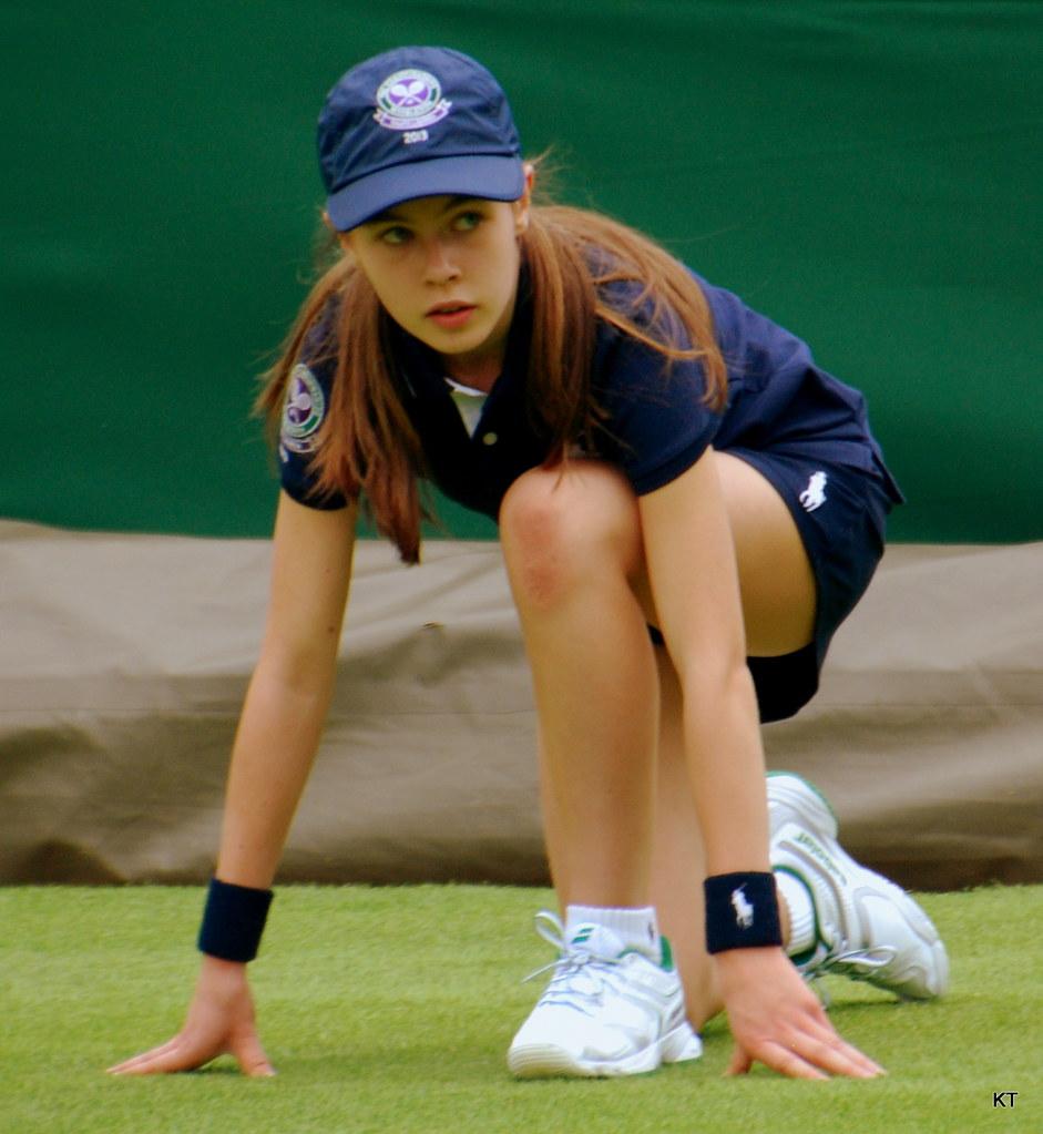 Tennis Ball Girls Upskirt Pics