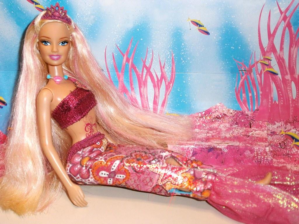 Uncategorized Merliah barbie merliah mermaid from the movie in a flickr