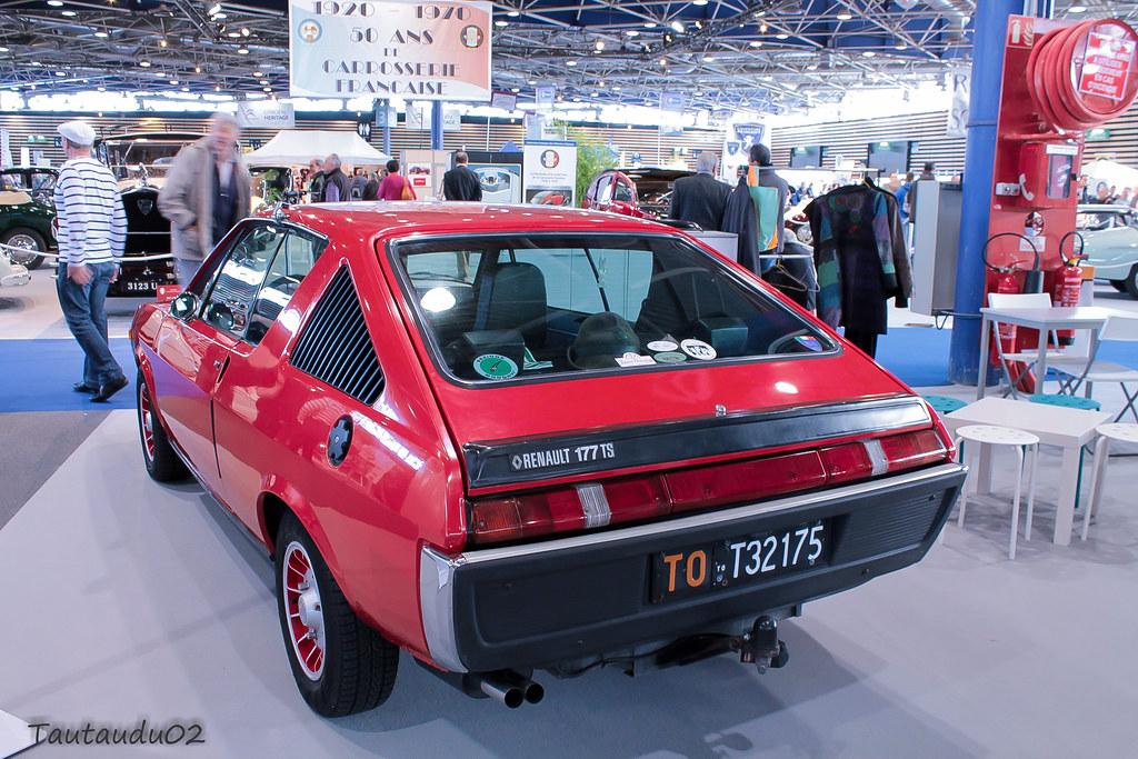renault 177 ts
