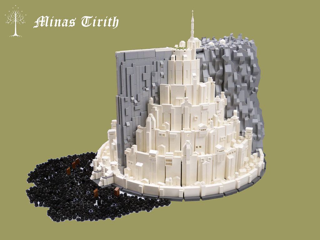 Lego Lord Of The Rings Gallery