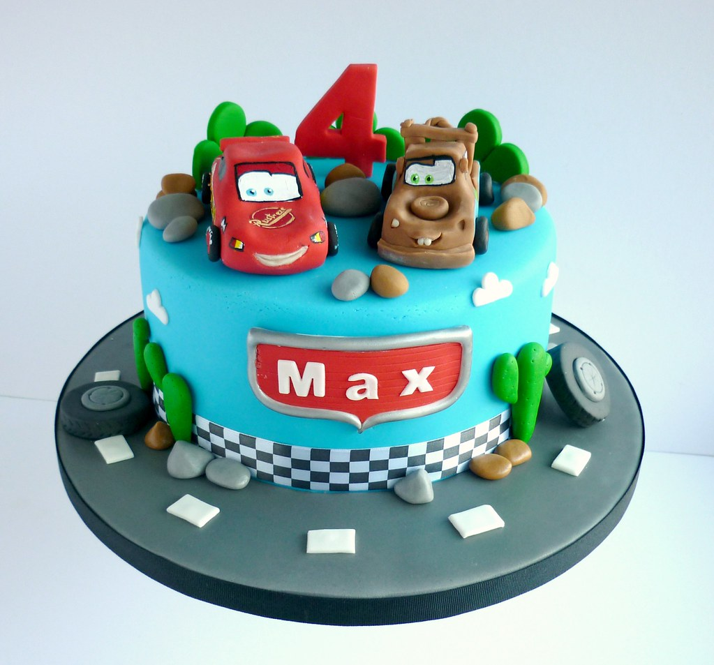 Mater Cake Ideas
