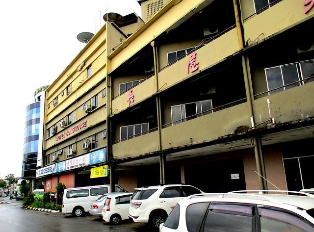 Longhouse Hotel Kuching