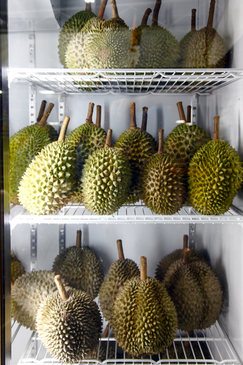 Chilled Durian