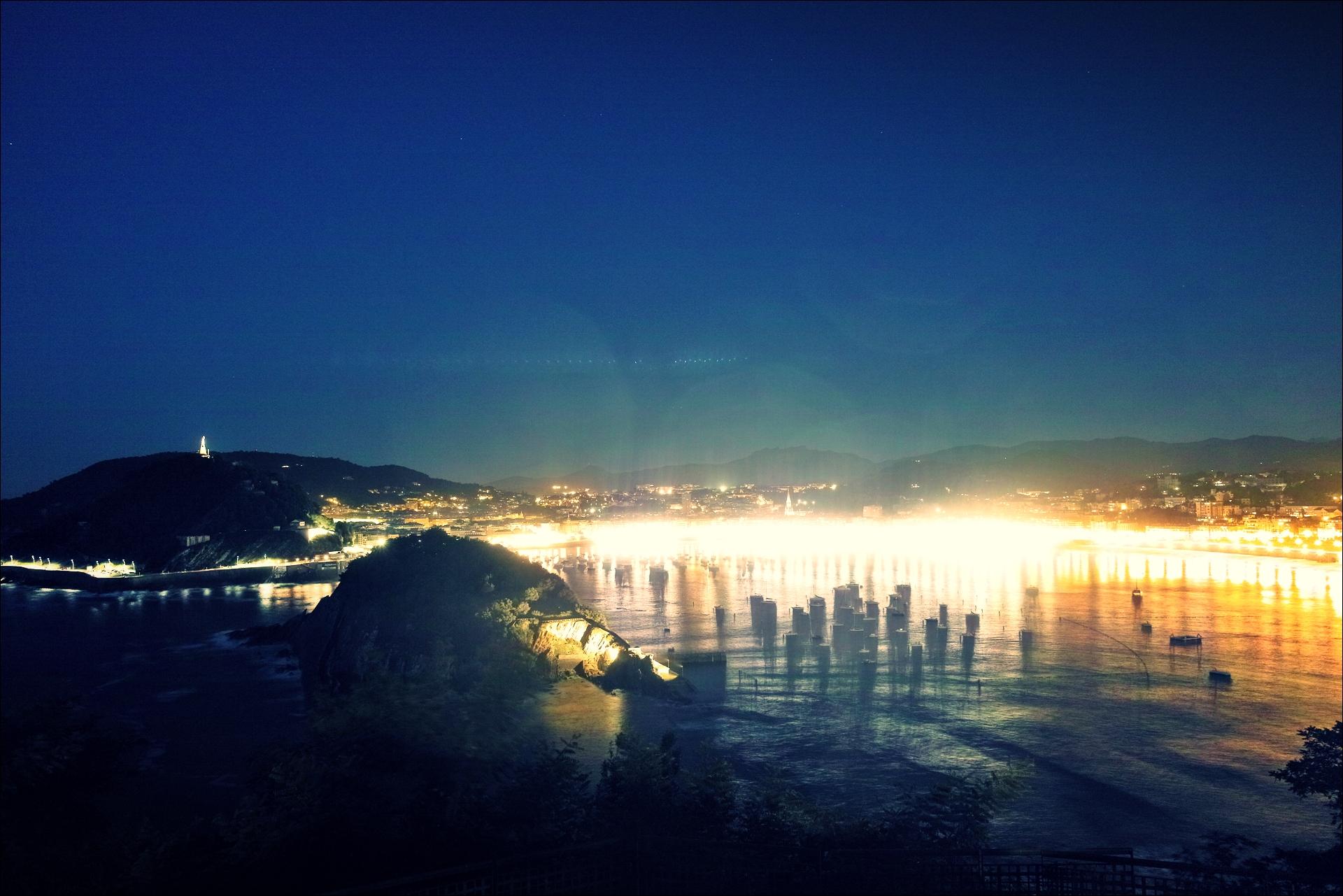 산타클라라 섬-'산세바스티안 San Sebastian, Donostia'