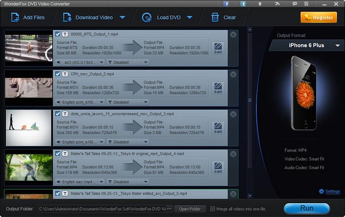 WonderFox DVD Video Converter 1